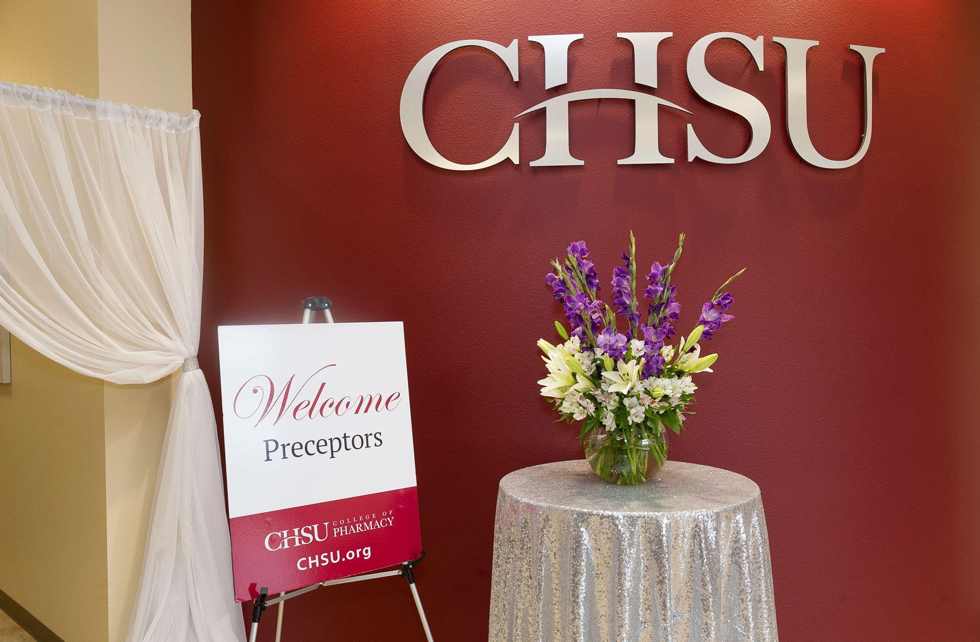 CHSU COM Hosts Unveiling Event