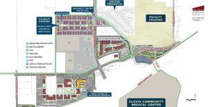 CHSU Expansion Map